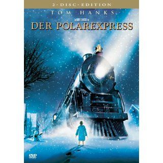 Der Polarexpress [2 DVDs] Tom Hanks, Michael Jeter, Peter