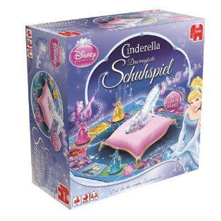 Jumbo 17685   Cinderella   Das magische Schuhspiel