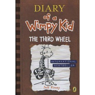 Diary of a Wimpy Kid The Third Wheel (Diary of a Wimpy Kid 7)