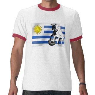 Uruguay soccer Charruas 2010 futbol fans gifts Tee Shirts