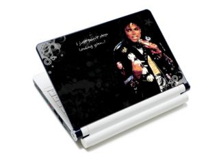 Notebook Laptop Michael Jackson Folie Aufkleber Sticker