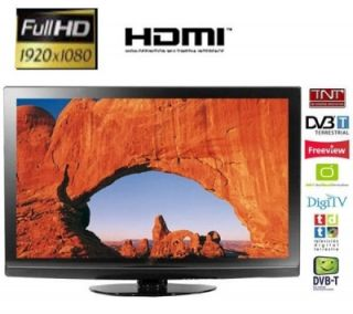 32 Zoll Full HD LCD TV 81cm Samsung Panel / DVB T / PC in / CI / HDMI