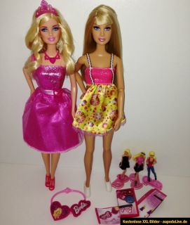 Barbie Prinzessin & der Popstar Tori + Fashion fever + Fashionistas