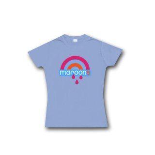 Maroon 5 * Rainbow * Girlie * Shirt * XS * Sport