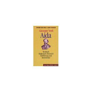 Aida. Textbuch ( Italienisch  Deutsch). (Opern der Welt):