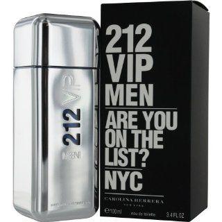 Caroline Herrera 212 VIP Men Eau de Toilette Spray 100 ml