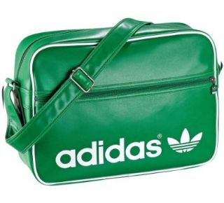 adidas Tasche Originals Airliner Bag fairway/white Schuhe