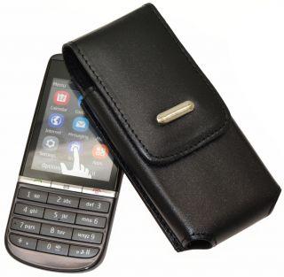 Nokia Asha 300   Vertikal Tasche Handytasche Case Schutzhülle Hülle