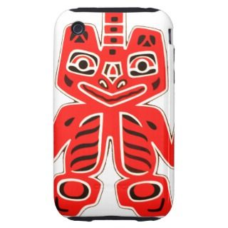 Indian Court (C) ~ Native American Art Exposition Tough iPhone 3 Cover