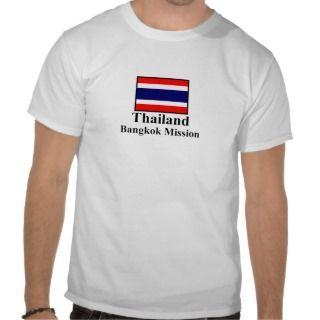 Thailand Bangkok Mission T Shirt