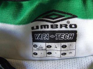 Trikot Celtic Glasgow 2001/02 (L) Umbro St Pauli Jersey Shirt Camiseta