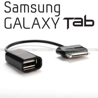 USB Host Adapter Connection Kit OTG Kabel zu Samsung Galaxy Tab 10.1N