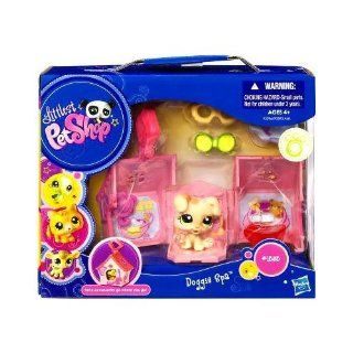 Littlest Pet Shop   Doggie Spa   Super Set mit Hund #1353   mit