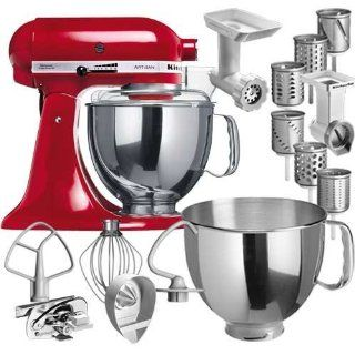 KITCHENAID Küchenmaschine Artisan Empire Rot 5KSM150PSEER ORIGINAL