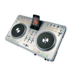 Ion Audio Discover DJ Pro DJ Controller mit Touch Jog