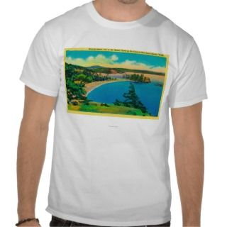 Rosario Beach in San Juan Islands, Washington Tee Shirt