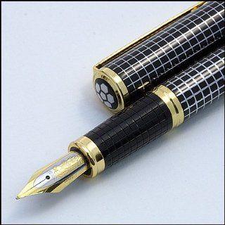 Luxus 22K Gold Plated Füllfederhalter Füller bIg cITy