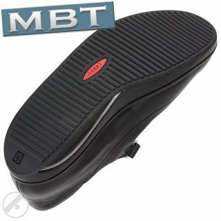 MBT Sirima black NEU Herren Damen Leder Schuhe shoes Gesundheitsschuhe