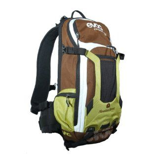 Mountain Hero, green/brown, S, 11215 225: Sport & Freizeit