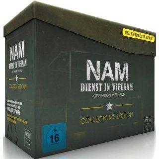 NAM   Dienst in Vietnam   Die komplette Serie 24 DVDs