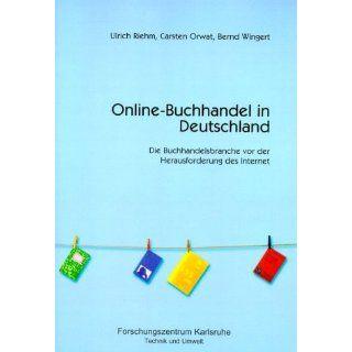 Online Buchhandel in Deutschland Die Buchhandelsbranche vor der