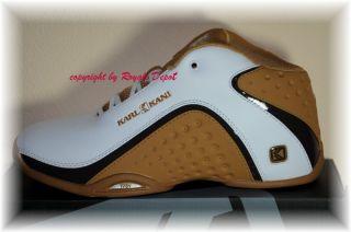 KARL KANI Schuhe DIE HARD beige weiß sk101111 018 Gr 40 41 42 43 44