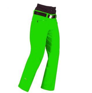 Kjus Damen Skihose Revolution Pants Bright Green Grün