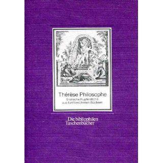 Thérèse Philosophe. Erotische Kupferstiche aus 5 berühmten Büchern