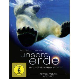 Unsere Erde (Special Edition) [2 DVDs] George Fenton