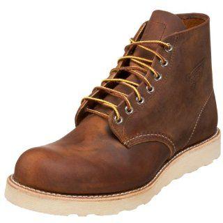 Red Wing Heritage 8881 Boots Arbeitsstiefel mit Moc Toe Herren   15 cm