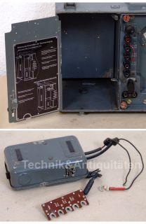 Funkempfänger KW Empfänger R311 soviet military receiver tube radio