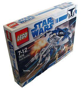 Lego® Star Wars 7678   Droid Gunship 7 12 Jahren 329 Teile   Neu
