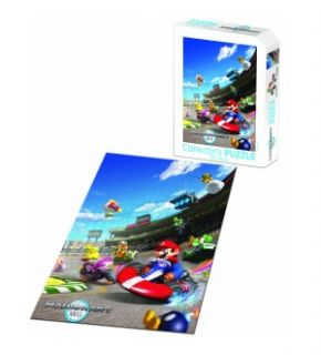 Super Mario Brothers Mario Kart 550 Piece Puzzle *New*
