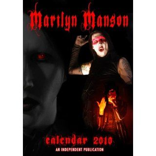 Marilyn Manson 2010 Wandkalender Dream International