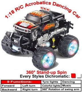 POWER Monster Truck MONSTERTRUCK Fernbedienbar Auto RUS