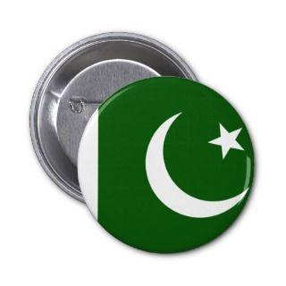 Pakistan Flag Pin