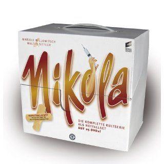 Nikola   Die komplette Serie im Ärztekoffer (25 DVDs)