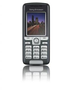 Handy Sony Ericsson K320i NEU & OVP Graphite Grey Grau 7311270071205