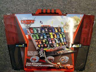CARS V3617 Auto Koffer Sammelkoffer für 40 Fahrzeuge Neu