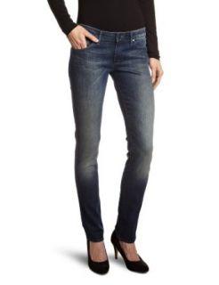 Wrangler Damen Jeans Normaler Bund, W251ZB33T Bekleidung