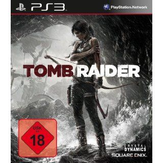 Tomb Raider Playstation 3 Games