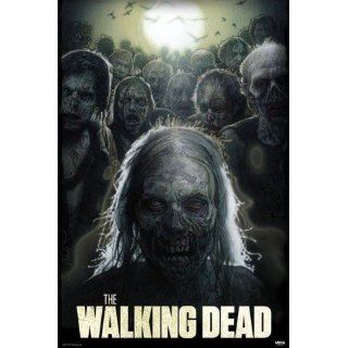 1art1 51207 The Walking Dead   Zombies Poster 91 x 61 cm