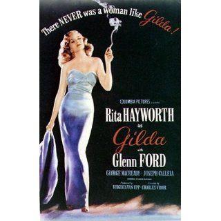 Gilda Classic Vintage Italian Huge Film PAPER POSTER measures