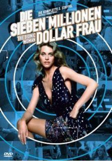Die Sieben Millionen Dollar Frau   Season/Staffel 2   6 DVD BOX NEU