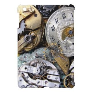 steampunk Victorian Chronometer Pocket Watch ipad iPad Mini Case