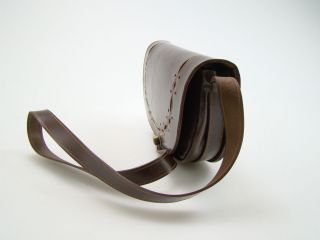LEDERTASCHE Vintage Handarbeit T NEU Saddle Bag Leder Tasche 339