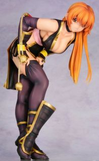 Game Dead or Alive Kasumi Sexy outfit Black Schwarz DOA