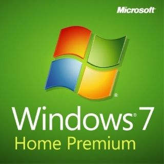 MS Microsoft Windows 7 Home Premium 64 Bit Deutsch DVD inkl. SP1