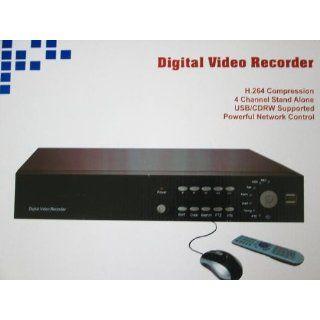 Kanal H.264 DVR Kamera Recorder max. 1000 GB Elektronik