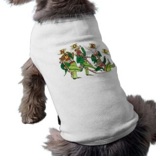Noel Christmas Bears Doggie T Shirt